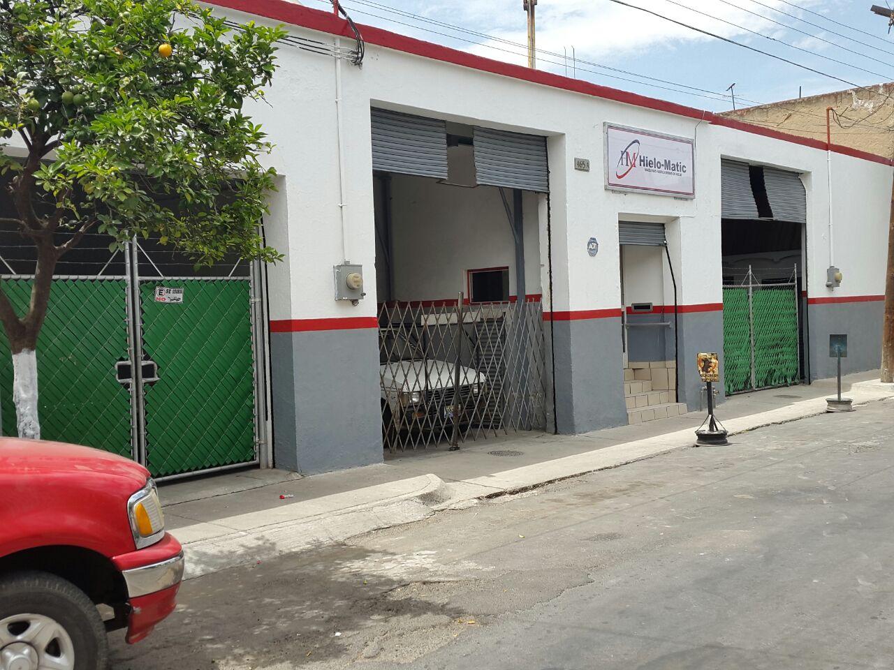 Fabricantes de Maquinas de Hielo en Guadalajara, Jalisco México.
