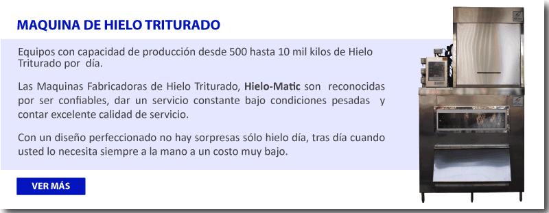 Maquina-de-Hielo-Triturado-Hielo-Matic